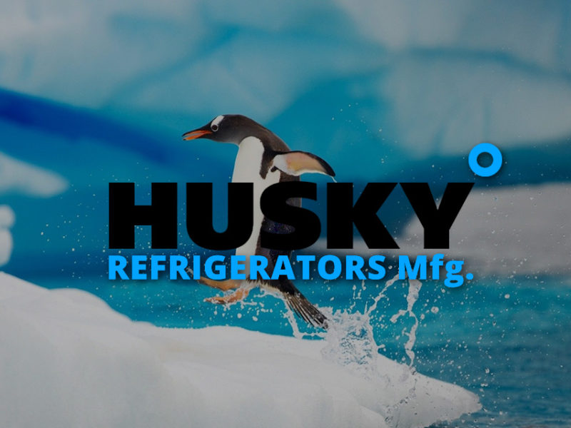 Husky Refrigerators Mfg.