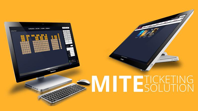 MITE Ticketing Software