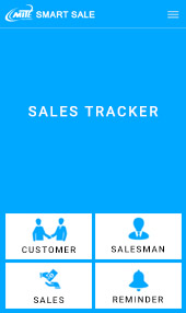 MITE Sales Tracker